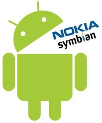 Turn Symbian to Android