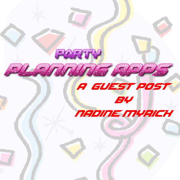 Party Planning Apps