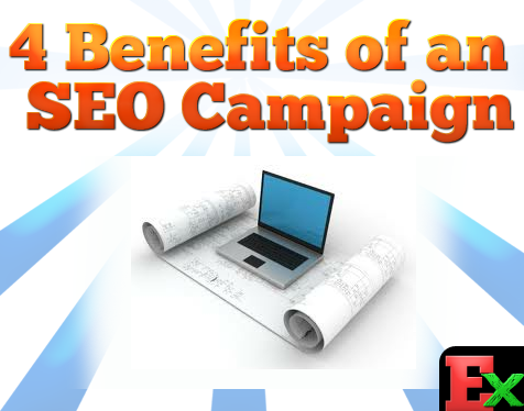 4 Benefits of an SEO Campaign