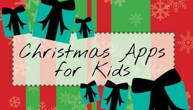 christmas apps for kids