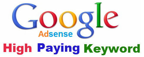 Google High Paying Keyword