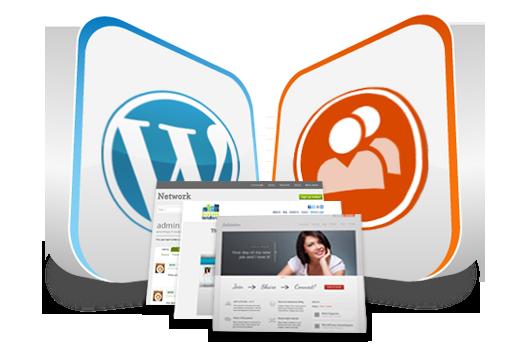 Wordpress and BuddyPress