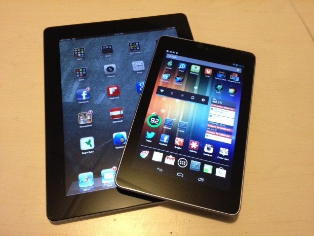 Android Tablets vs iPads