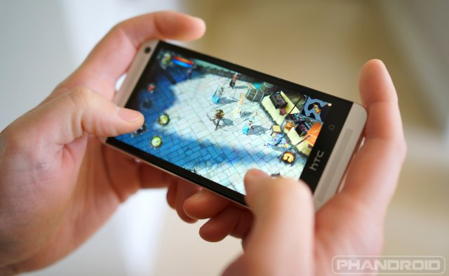 HTC One Games