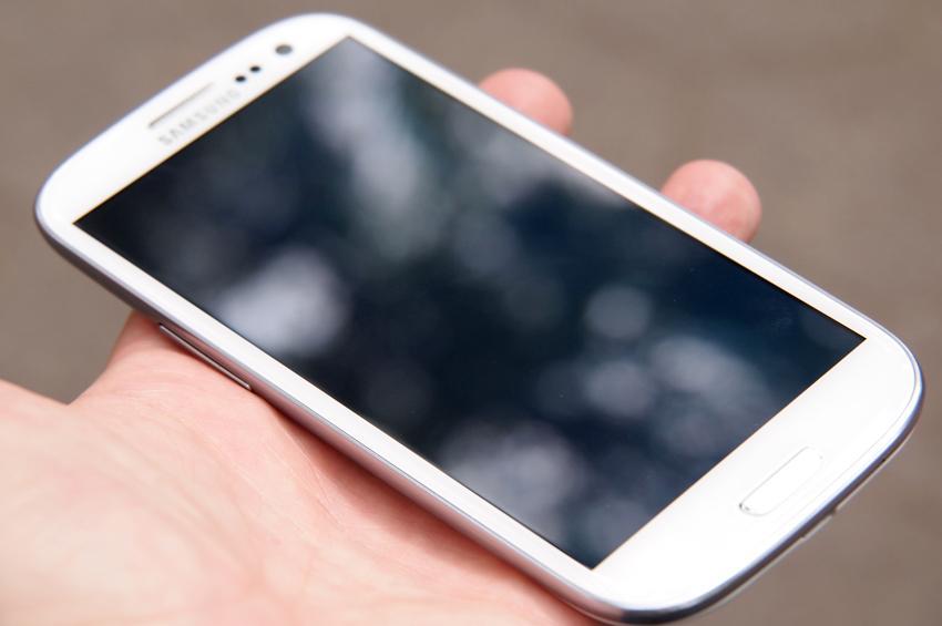 Samsung-Galaxy-S3 Hands On Image