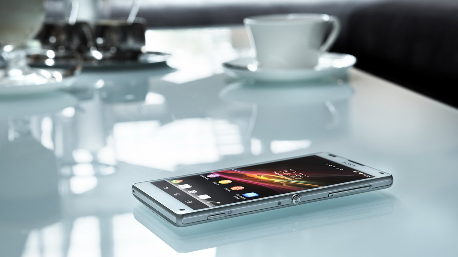 Sony Xperia Z HD Table