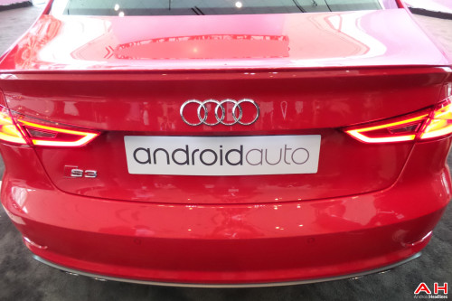 Android Auto Car