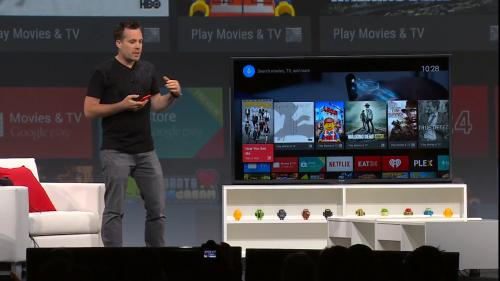 Android TV Google IO 2014