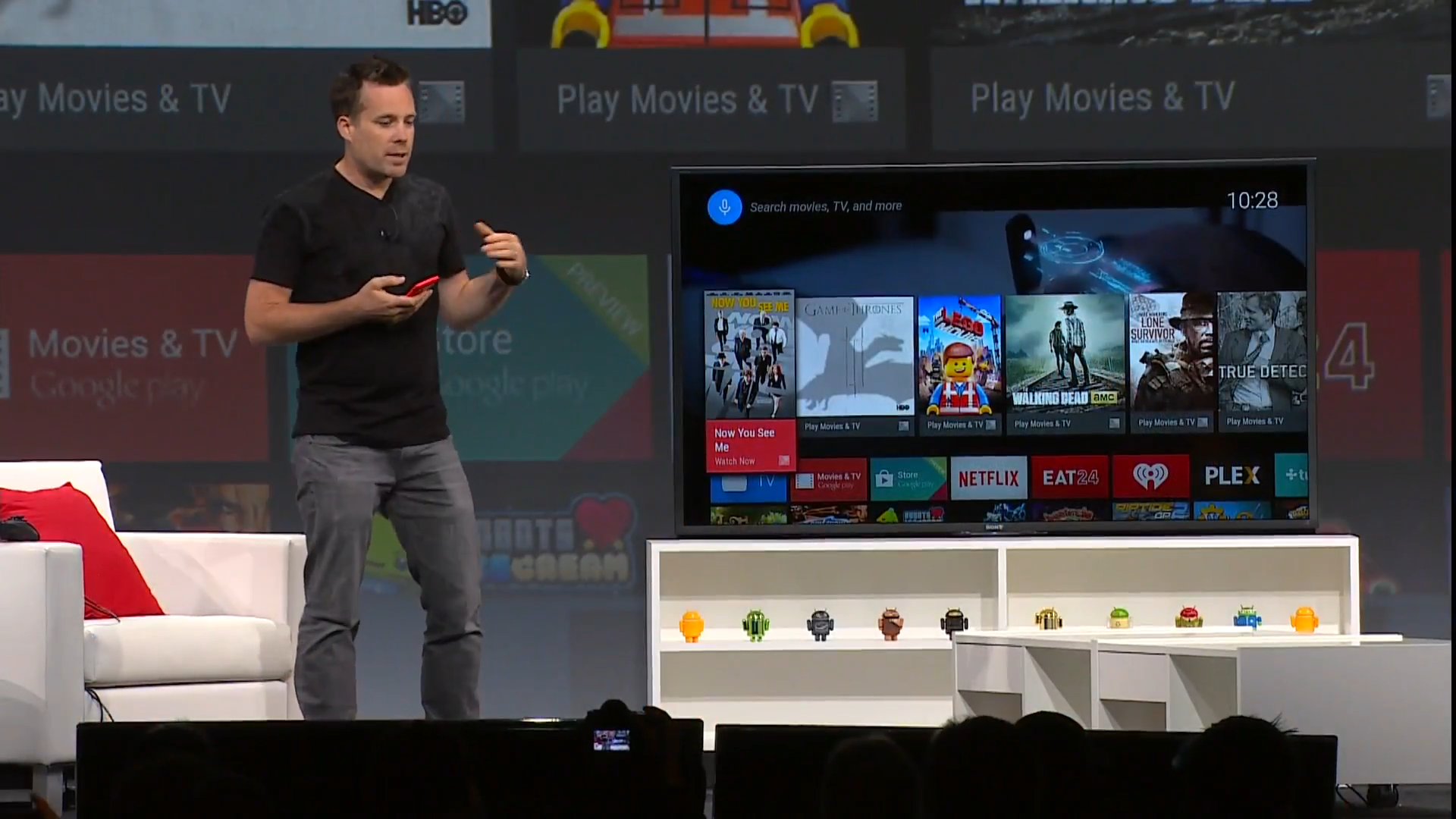 Android TV Google IO 2014