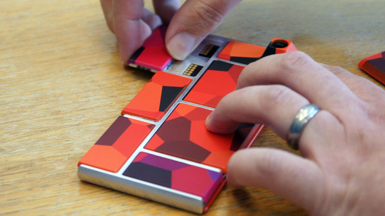 Project Ara Phone parts