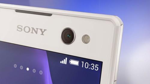 Sony Xperia C3 Front Camera