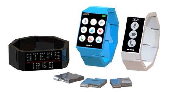 Bloks Modular Watch