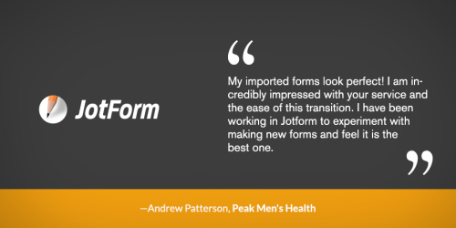 Positive Feedback from Peak Men's Health