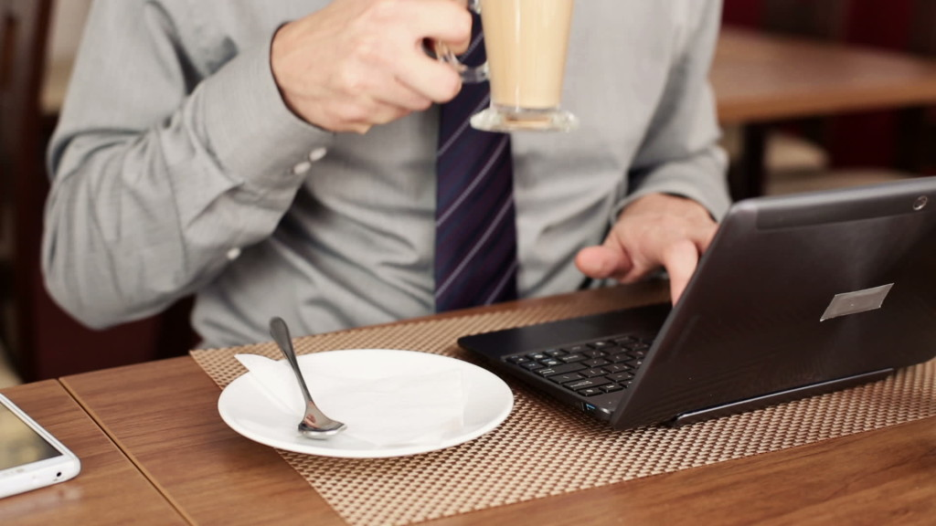 Beverage Laptop