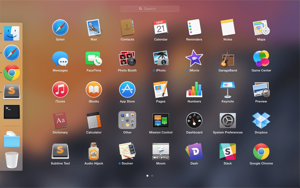 MacBook Pro Apps