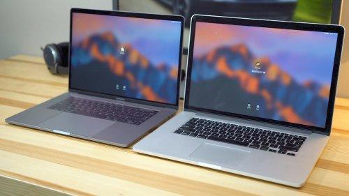 MacBook Comparison